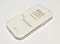 Чехол для Samsung Galaxy S3 i9300 силиконовый ультратонкий прозрачный