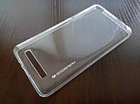 Чехол силиконовый ультратонкий Goospery для Xiaomi Redmi 4A прозрачный