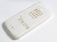 Чехол для Samsung Galaxy Grand 2 G7102 / G7106 силиконовый ультратонкий прозрачный