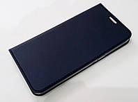 Чехол книжка KiwiS для Samsung Galaxy S7 Edge G935 синий