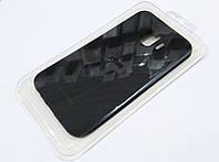 Чехол для Samsung Galaxy J2 Core J260 силиконовый Molan Cano Jelly Case матовый черный