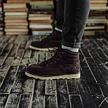 Мужские зимние ботинки South Indigo coffee. Натуральная замша и мех. Премиум качество, фото 4