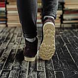 Мужские зимние ботинки South Indigo coffee. Натуральная замша и мех. Премиум качество, фото 6