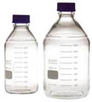 Бутыль стеклянная для сбора отходов
