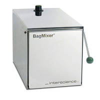 Блендер лопаточный Bagmixer 400P (железная дверь), Interscience