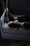 Чоловічі зимові черевики South Jaston black. Натуральна шкіра та хутро. Преміум якість, фото 4