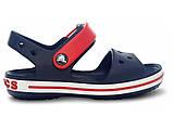 Детские сандалии Crocs Crocband Kids синие С7 / 14,0 – 14,5 см, фото 2