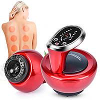 Антицелюлитный Вакуумный Массажер с Инфракрасным подогревом для тела. Лимфодренажный массаж .