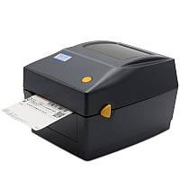 Термопринтер Xprinter XP-460b для печати наклеек и этикеток
