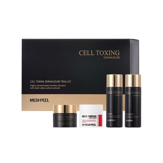 Набор омолаживающих средств со стволовыми клетками Medi-Peel Cell Toxing Dermajours Trial Kit