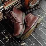 Мужские зимние ботинки South Warfare coffe. Натуральная кожа и мех. Премиум качество, фото 4