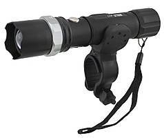 Велосипедний ліхтарик COP BL-T8628 з зуммом (box) (1182)