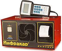 Дымомер Инфракар Д1-3.02 - Оптическая база-0,43 м./ RS-232/ Выносной пульт управления/ Тахометр/ Температура масла/Принтер