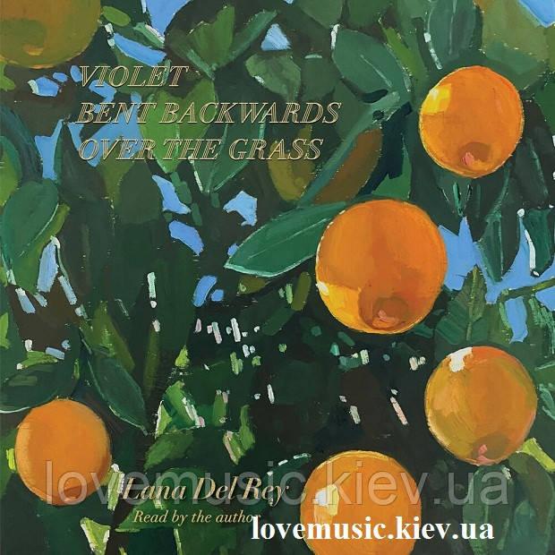 Вінілова платівка LANA DEL REY Violet bent backwards over the grass (2020) Vinyl (LP Record)