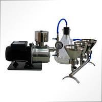 Прибор вакуумного фильтрования ПВФ-35(47)/4 Б(М) для определения чистоты топлив и масел