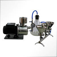 """Прибор вакуумного фильтрования """"ПВФ-35(47)/2 Б(М) для определения чистоты топлив и масел"""