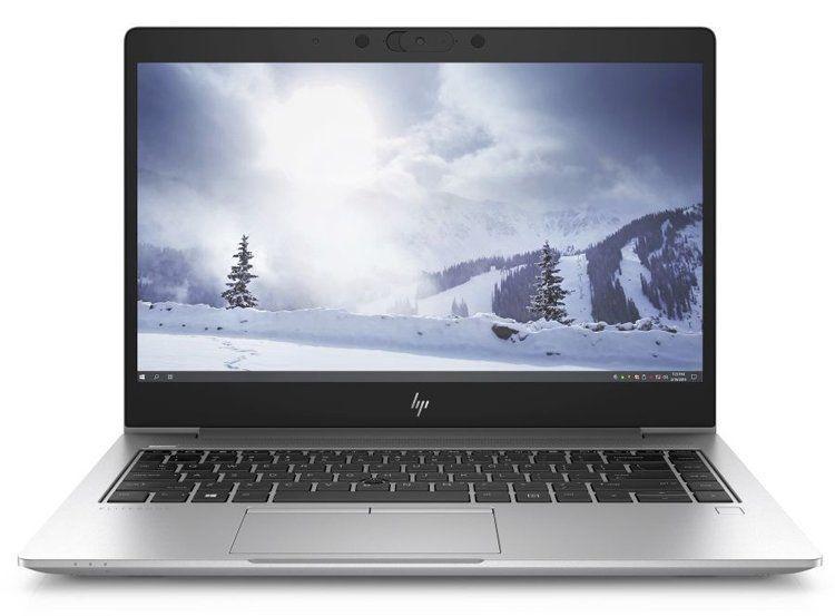 """HP mt45 / 14"""" (1920x1080) IPS / AMD Ryzen 3 Pro 3300U (4 ядра по 2.1 - 3.5 GHz) / 8 GB DDR4 / 128 GB SSD / AMD"""