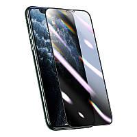 Захисне скло Baseus Full-screen Curved Privacy Composite Film для iPhone XS Max/11Pro Max /0.25 mm/