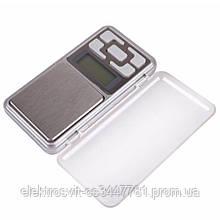 Карманные весы Pocket scale MH-100, высокоточные ювелирные электронные весы