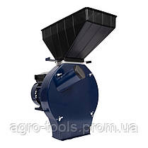 Зернодробилка ДТЗ КР-02Т (2,5 кВт 200кг/час, зерно + початки кукурузы), фото 2