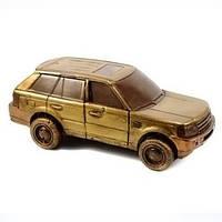 Подарок парню на День рождение. Шоколадное авто Range Rover