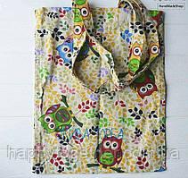 Эко сумка (торба) Сова