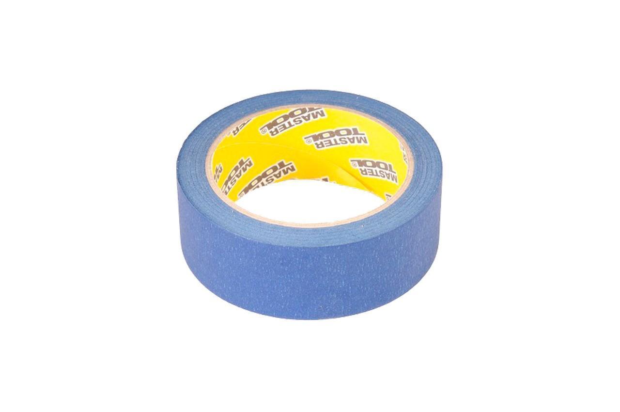 Лента малярная Mastertool - 38 мм x 50 м фасадная синяя