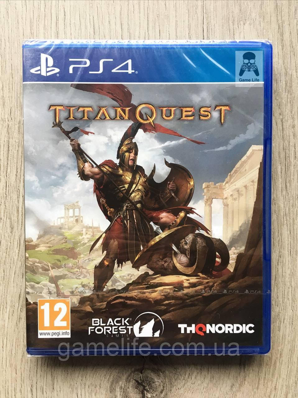 Titan Quest (рус. суб.) PS4