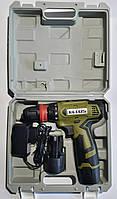 Шуруповёрт аккумуляторный Eltos ДА-12DFR