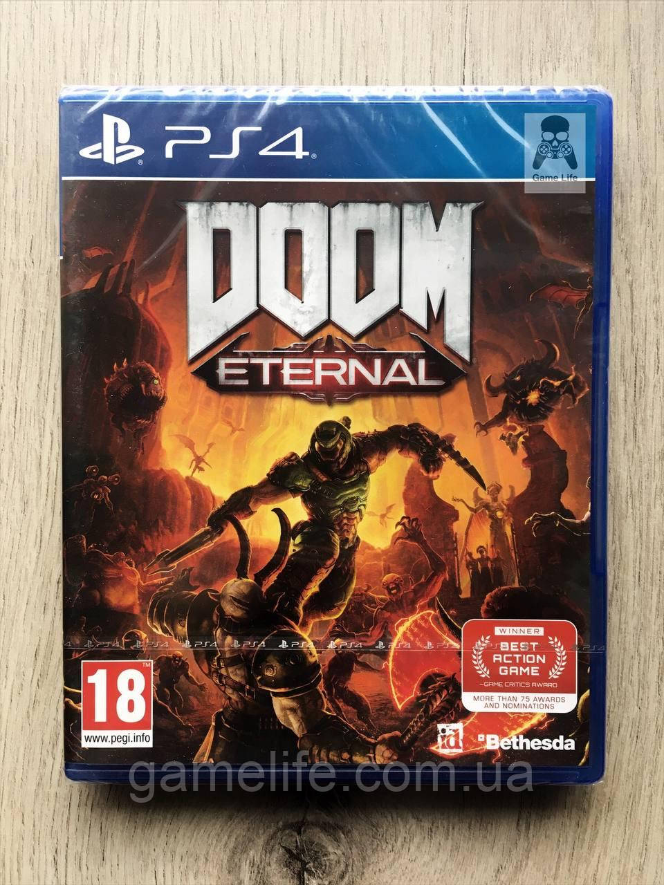 Doom Eternal (рус.) PS4