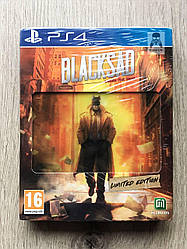 Blacksad Under the Skin Limited Edition (рус.) PS4