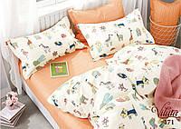 Комплект постельного белья сатин твил 471
