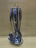 Форма для запікання 30.3*26.7*6 см з вуглецевої сталі (сірий і бежевий мармур) Kamille 6035 A