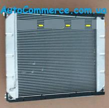 Радіатор системи охолодження Dong Feng 1064, 1074, Богдан DF-47, фото 2