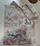 Эко сумка (торба) Цветочная