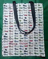 Эко сумка (торба) Коты