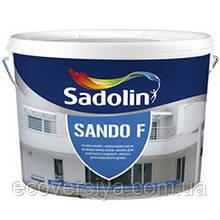 Краска для фасада и цоколя Sando F