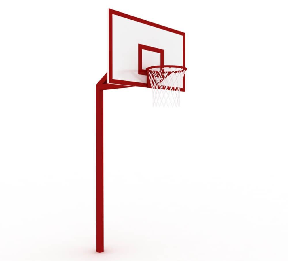 Баскетбольная стойка профессиональная