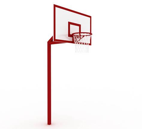 Баскетбольная стойка профессиональная, фото 2