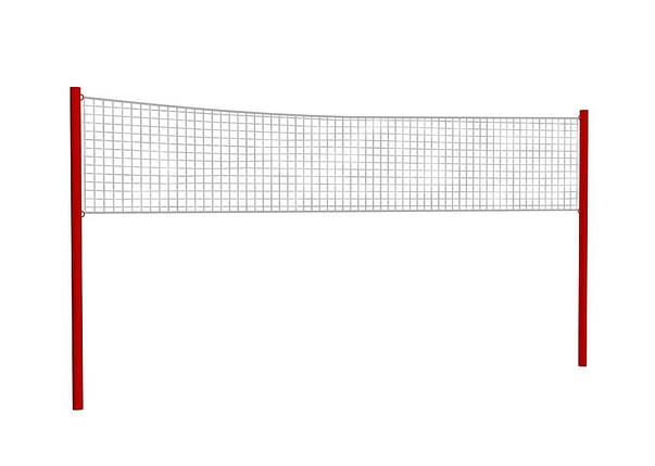 Волейбольні стійки без сітки, фото 2