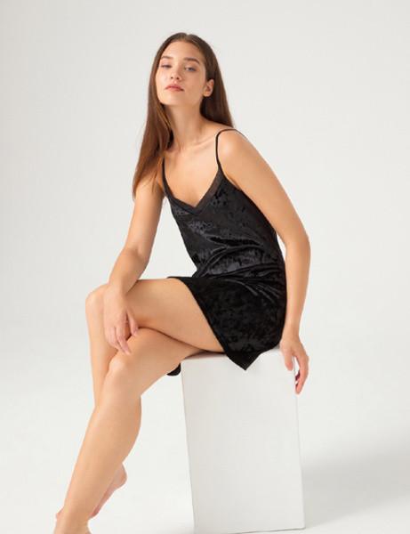 Нічна сорочка жіноча 10055 віскоза Nebula
