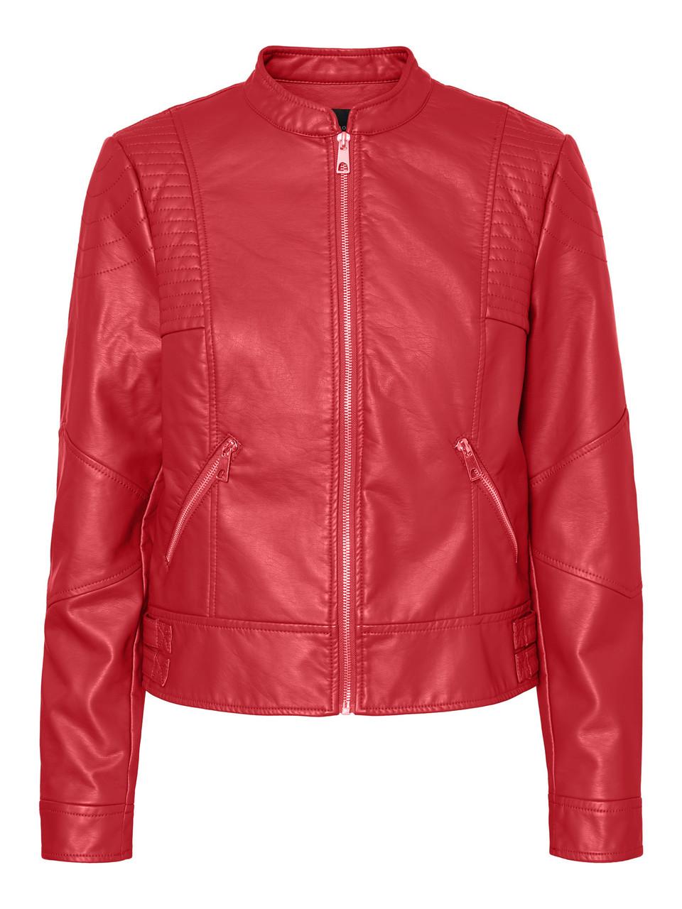 Куртка Vero Moda 10222527 M Красный