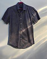 Чоловіча сорочка теніска Розмір S ( Я-177), фото 2