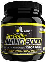 Аминокислоты Olimp Labs ANABOLIC AMINO 9000 - 300 таб