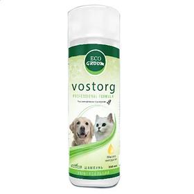 Шампунь для собак и котов Vostorg с миндалем универсальный 250мл