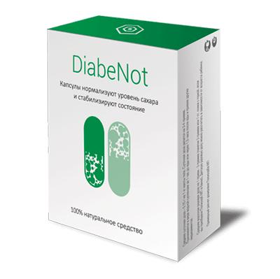 Капсулы от диабета Diabenot (Диабенот) 20 шт