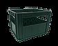 Ящик на 20 ячеек под бутылки с лого упрочненный с повышенной устойчивостью черный вторичный полиэтилен, фото 2