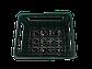 Ящик на 20 ячеек под бутылки с лого упрочненный с повышенной устойчивостью черный вторичный полиэтилен, фото 3