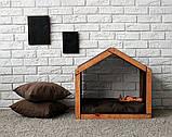 КІТ-ПЕС by smartwood Домик для кошки кота Будка для кошки кота Спальное место, фото 2