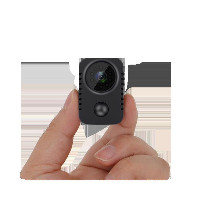 Мини камера MD29 1920x1080 с работой до 90 дней и PIR датчиком движения